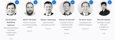 Advisors of CCOS