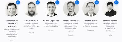 Advisors of CCOS